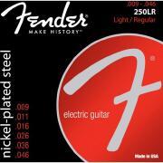 Foto de Encordoamento para Guitarra Aco 0.009 250LR Niquelado FENDER