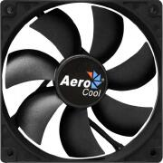 Foto de Cooler Fan 12cm DARK FORCE EN51332 Preto AEROCOOL
