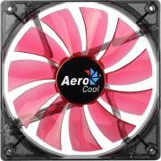 Foto de Cooler Fan 14cm RED LED EN51370 Vermelho AEROCOOL
