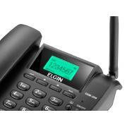 Miniatura - TELEFONE CELULAR FIXO  ELGIN CSM200