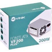 Miniatura - FONTE ATX VF200 200W PLUS VINIK