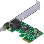 Foto de PLACA DE REDE 10/100 PCI-E PRV100E C/ SUPORTE LOW PROFILE - VINIK