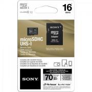 Miniatura - CARTAO DE MEMORIA 16GB SONY MICRO SDHC