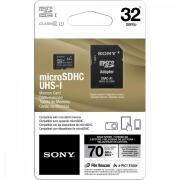 Miniatura - CARTAO DE MEMORIA 32GB SONY MICRO SDHC