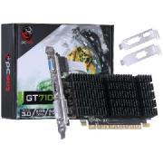 Foto de PLACA DE VIDEO 710 2GB DDR3 64 BITS COM KIT LOW PROFILE INCLUSO - PJ7106402D3LP - PCYES