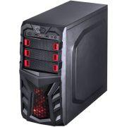 Foto de COMPUTADOR GAMER MVXP INTEL PENTIUM G4560 3.5GHZ 7 GER 4GB HD 500GB VGA GT 730 4GB FONTE 400W LINUX - MOVVA