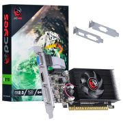Foto de PLACA DE VIDEO NVIDIA GEFORCE G210 1GB DDR3 64 BITS COM KIT LOW PROFILE INCLUSO