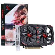Foto de PLACA DE VIDEO AMD RADEON RX 550 4GB GDDR5 128 BITS DUAL-FAN - PJ550RX12804G5DF