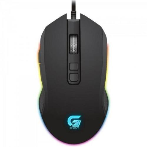 Foto - MOUSE GAMER PRO M3 RGB FORTREK