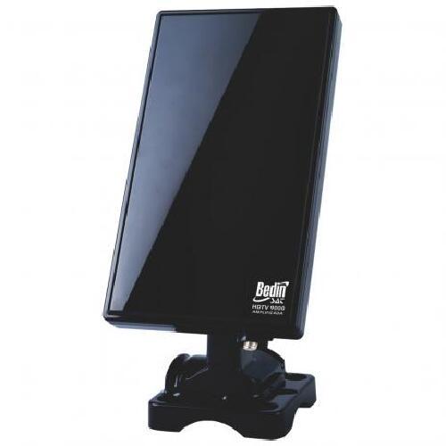 Foto - ANTENA DIGITAL HDTV 9000 (AMPLIFICADA) BEDINSAT
