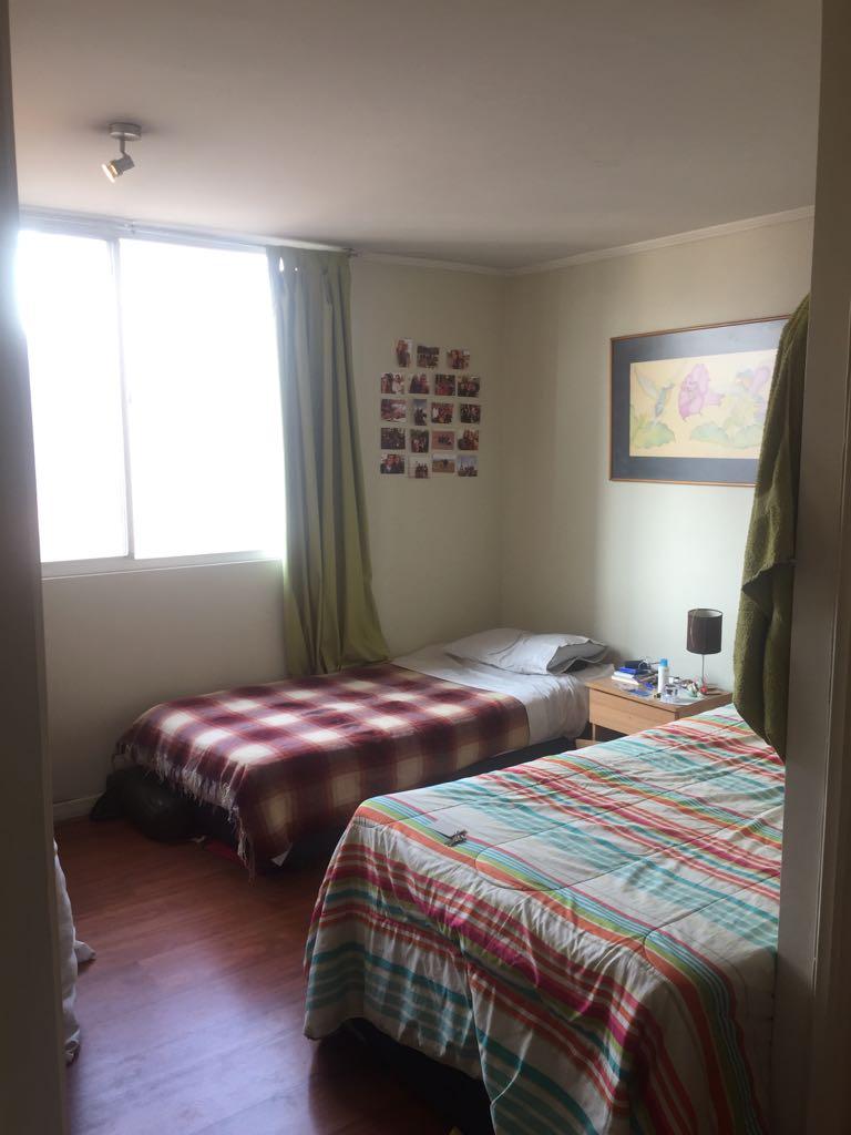 Departamento 2 dormitorios, 2 baños - Providencia (Disponible desde Agosto)