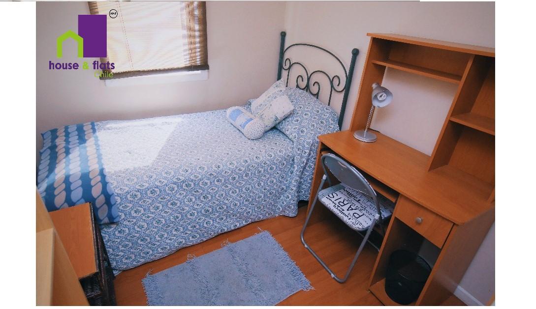 Residencia ideal para Estudiantes de Región - Las Condes