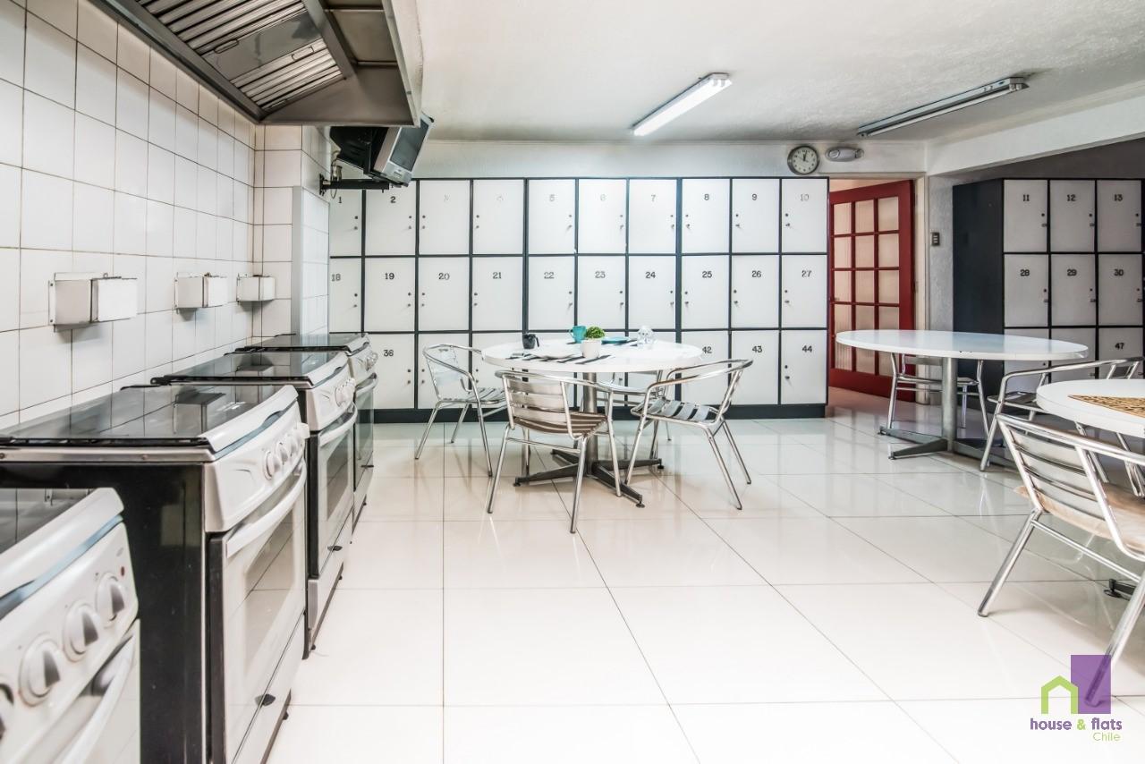 Student residences - Providencia - Metro Tobalaba