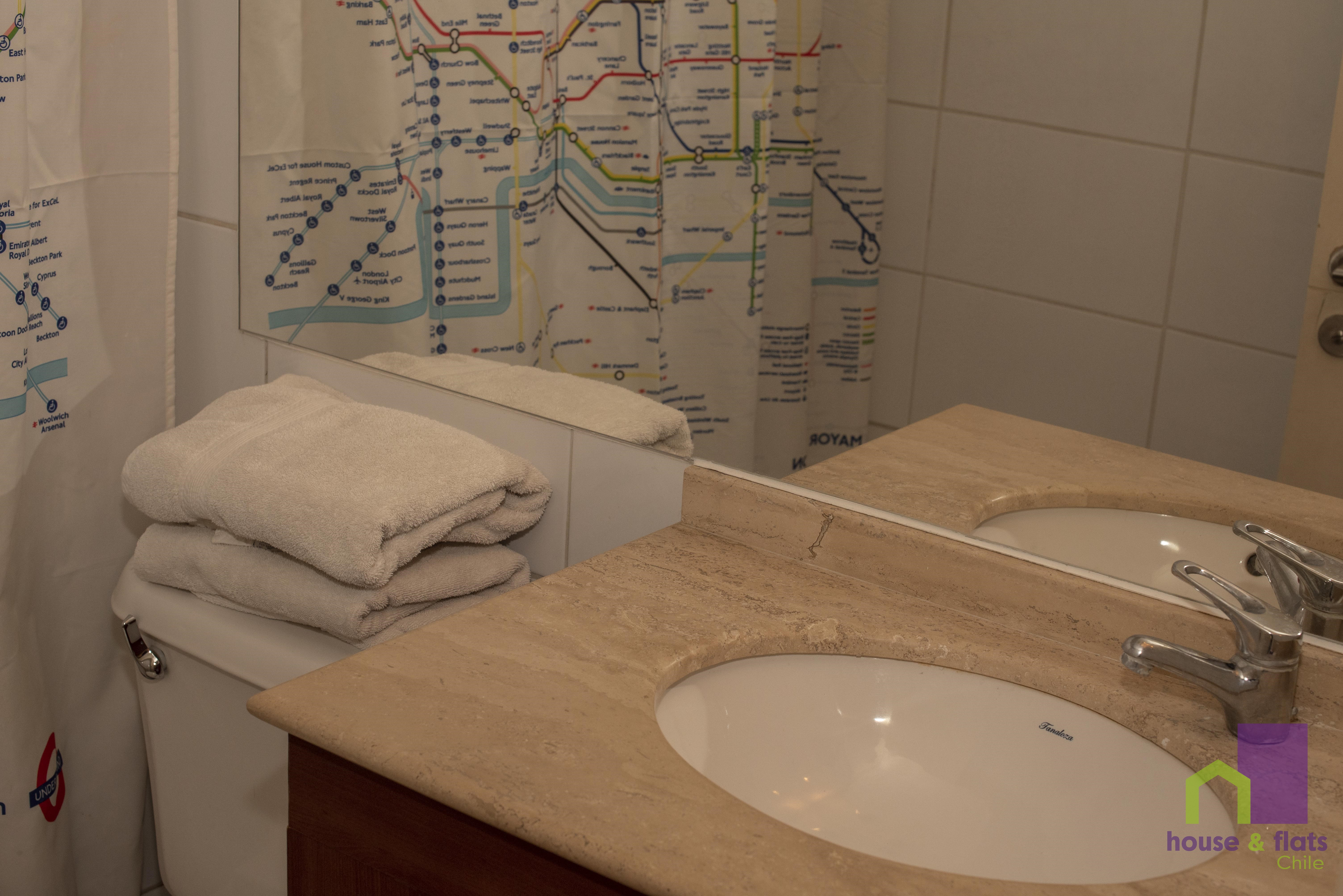 Apartment (Loft) - Santiago Centro - Metro Currency