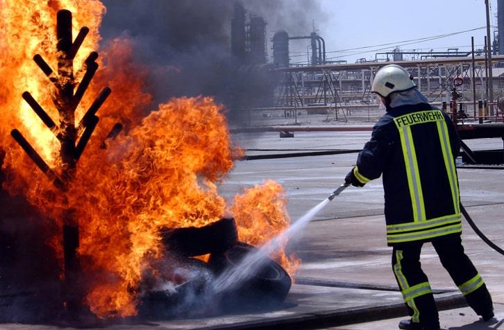Imagem Combate a Incendio