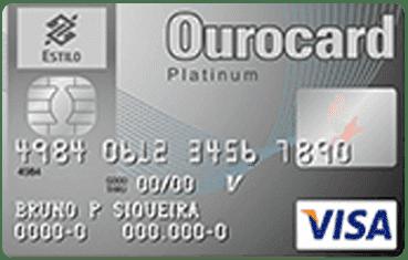 Ourocard Platinum Visa