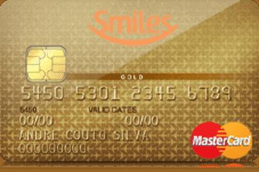 Bradesco Smiles Mastercard Gold