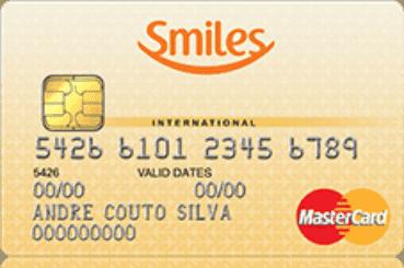 Bradesco Smiles Mastercard Internacional