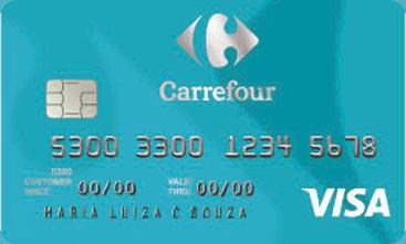 Carrefour Internacional Visa