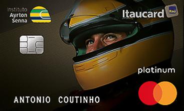 IAS Itaucard Platinum Mastercard