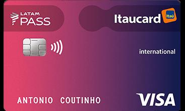 LATAM PASS Itaucard Visa Internacional