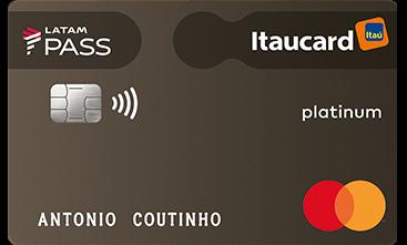 LATAM PASS Itaucard Mastercard Platinum