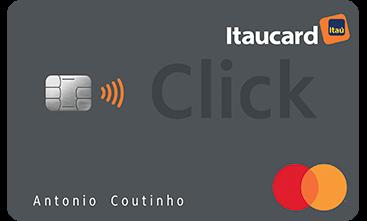 Itaucard Click Mastercard Platinum