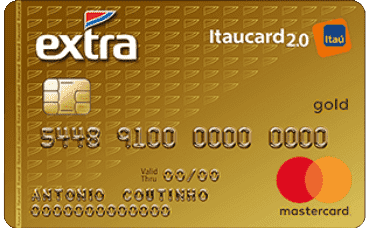 EXTRA Itaucard 2.0 Gold MasterCard