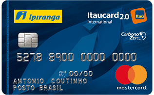 Ipiranga Itaucard 2.0 MasterCard