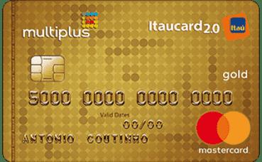 Multiplus Itaucard 2.0 Gold Mastercard