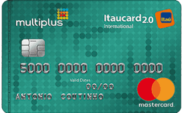 Cartão Multiplus Itaucard Internacional