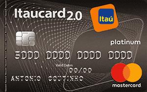 Itaucard 2.0 Platinum MasterCard