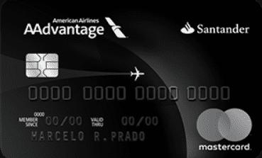Santander / AAdvantage® Black Mastercard