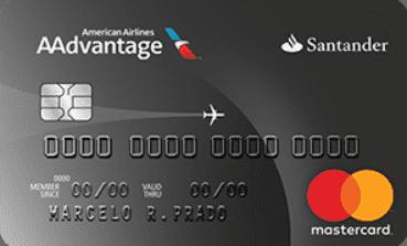Santander / AAdvantage® Platinum Mastercard
