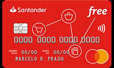 Santander Free International Mastercard