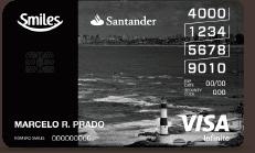 Santander Smiles Infinite Visa