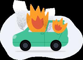 Incêndio ou Explosão