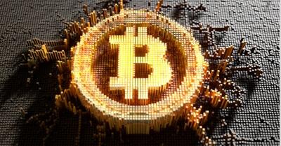 Logo do Bitcoin