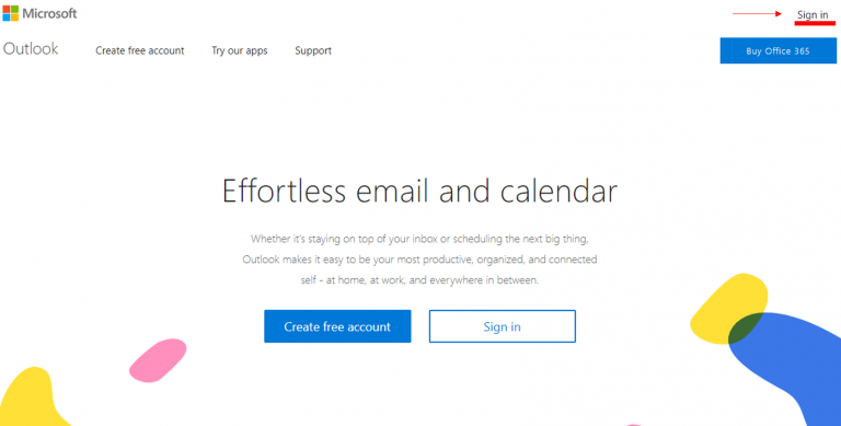Hotmail entrar e fazer login direto iq 360 entre direto no seu email hotmail pelo site outlook stopboris Choice Image