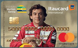 IAS Itaucard Internacional Mastercard