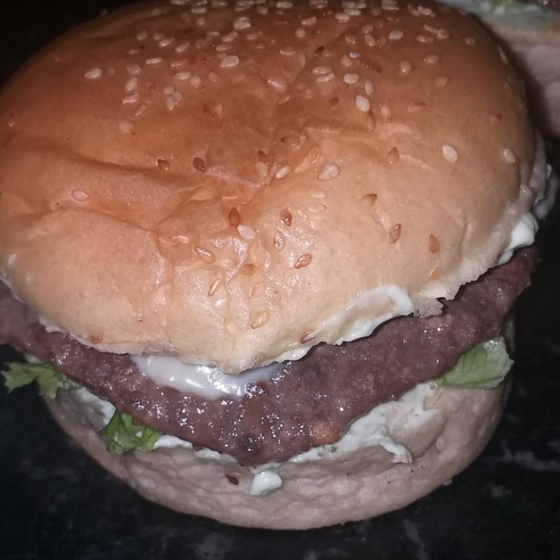 Hambúrguer de Carne