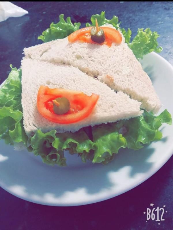 Sanduíche Cascão de Frango