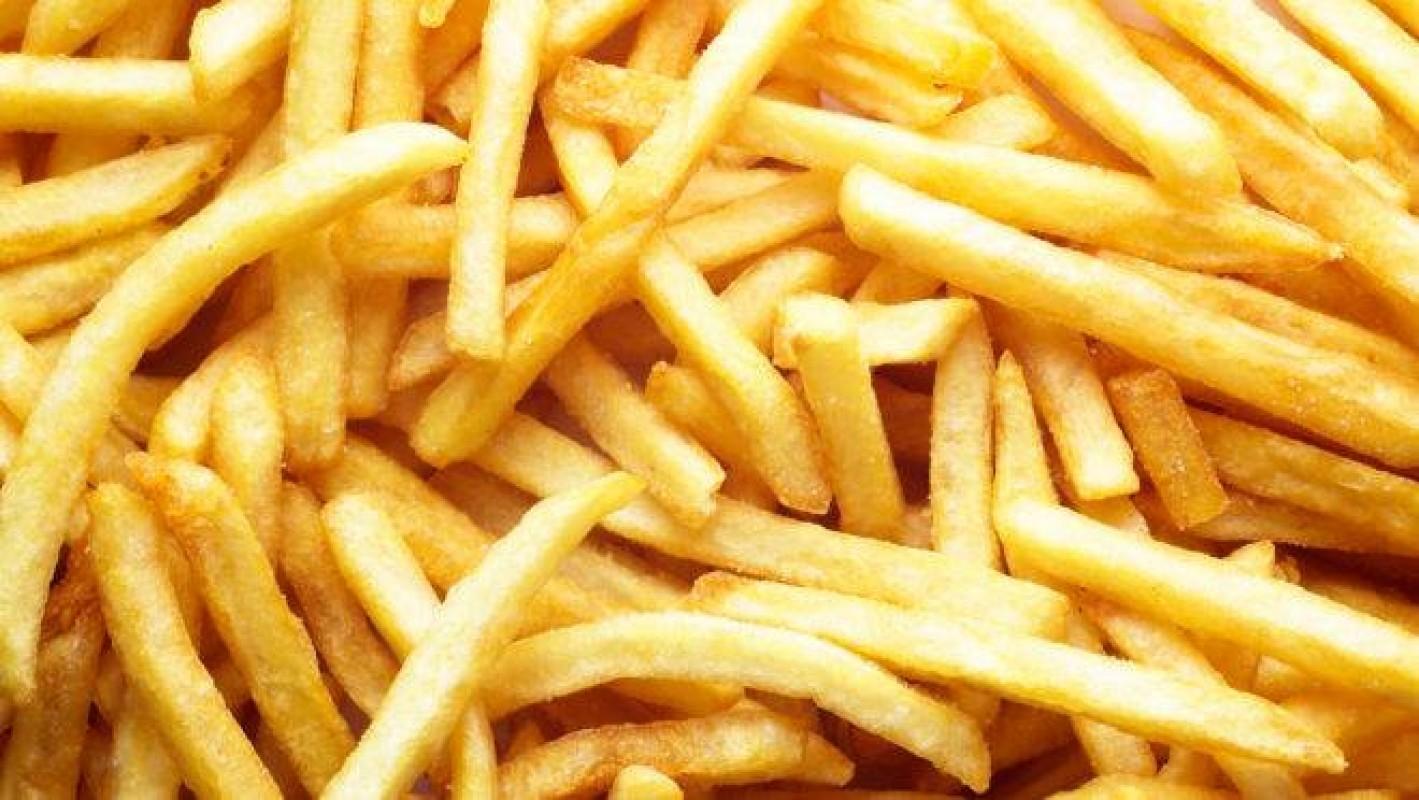 Batata frita normal