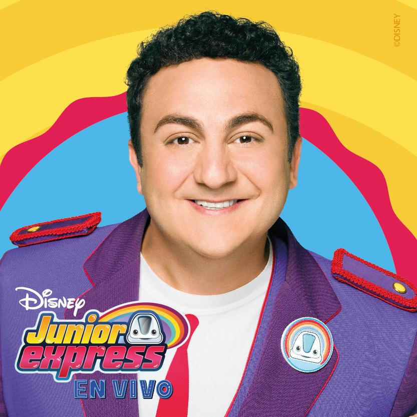 Disney Junior Express - En Vivo