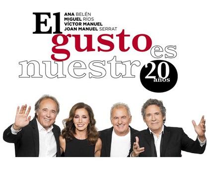 El Gusto Es Nuestro - 20 Años -
