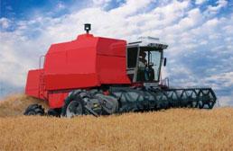 Cosechadoras en Agrofy
