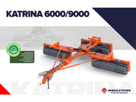 Rolo Cuchillo Indutar Katrina 9000