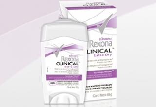 407d962bde Desodorante Rexona Clinical Women Classic 48g