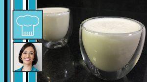 Creme de leite caseiro da Catia