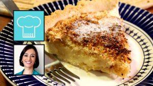 COMO FAZER: Torta de coco cremosa da Catia
